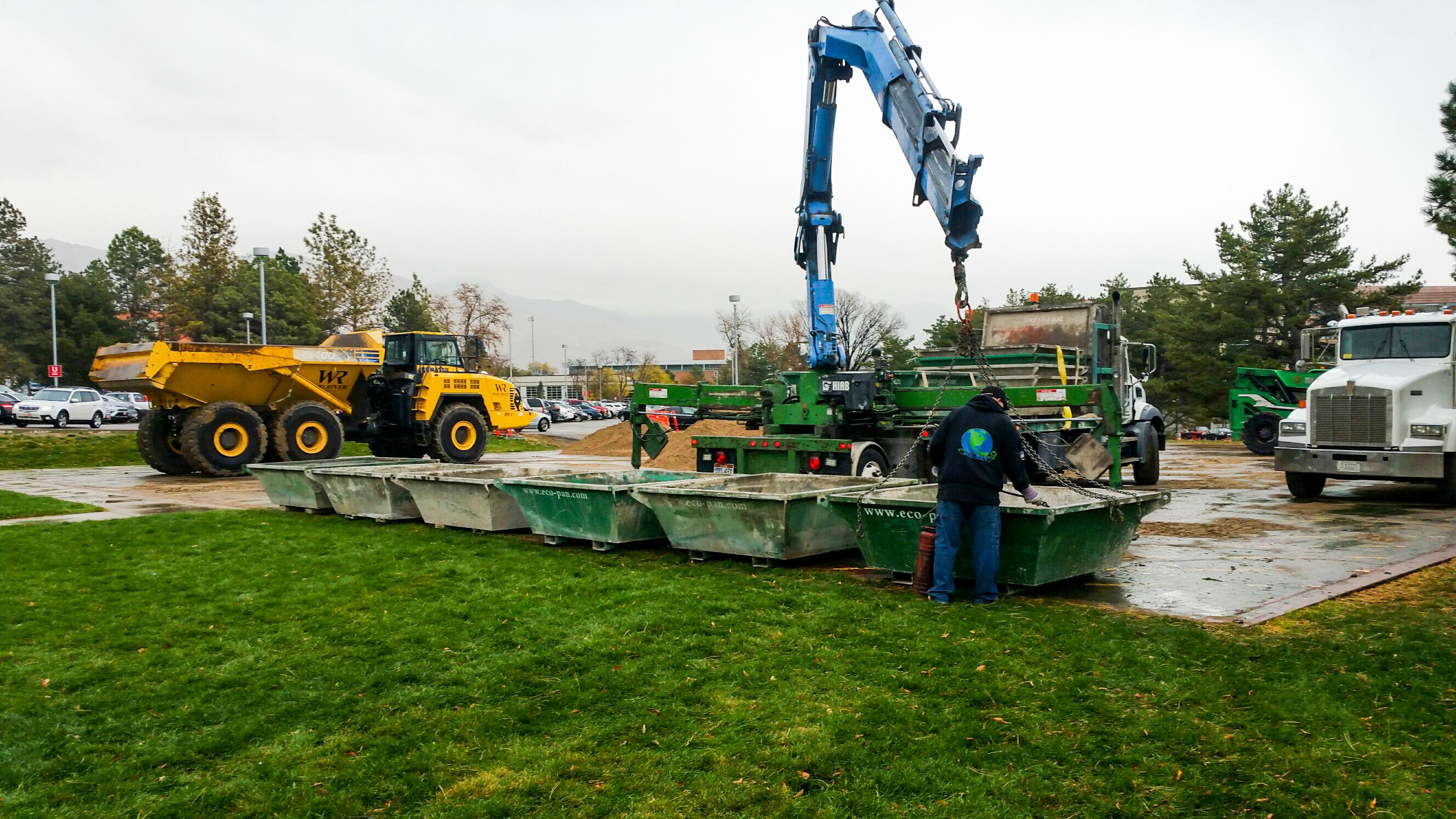 Eco-Pan at University of Utah