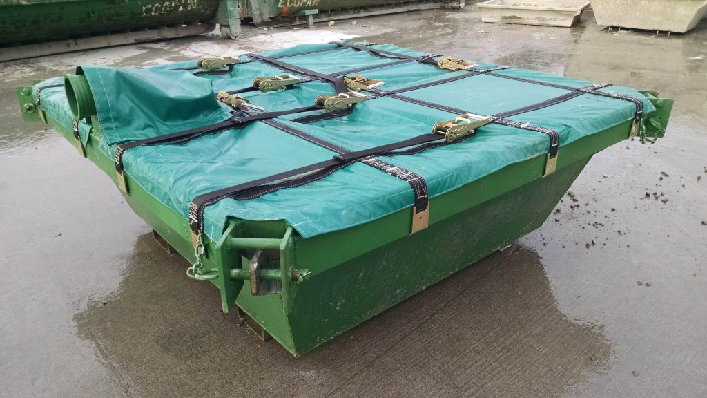 Eco-Pan Slurry Cover
