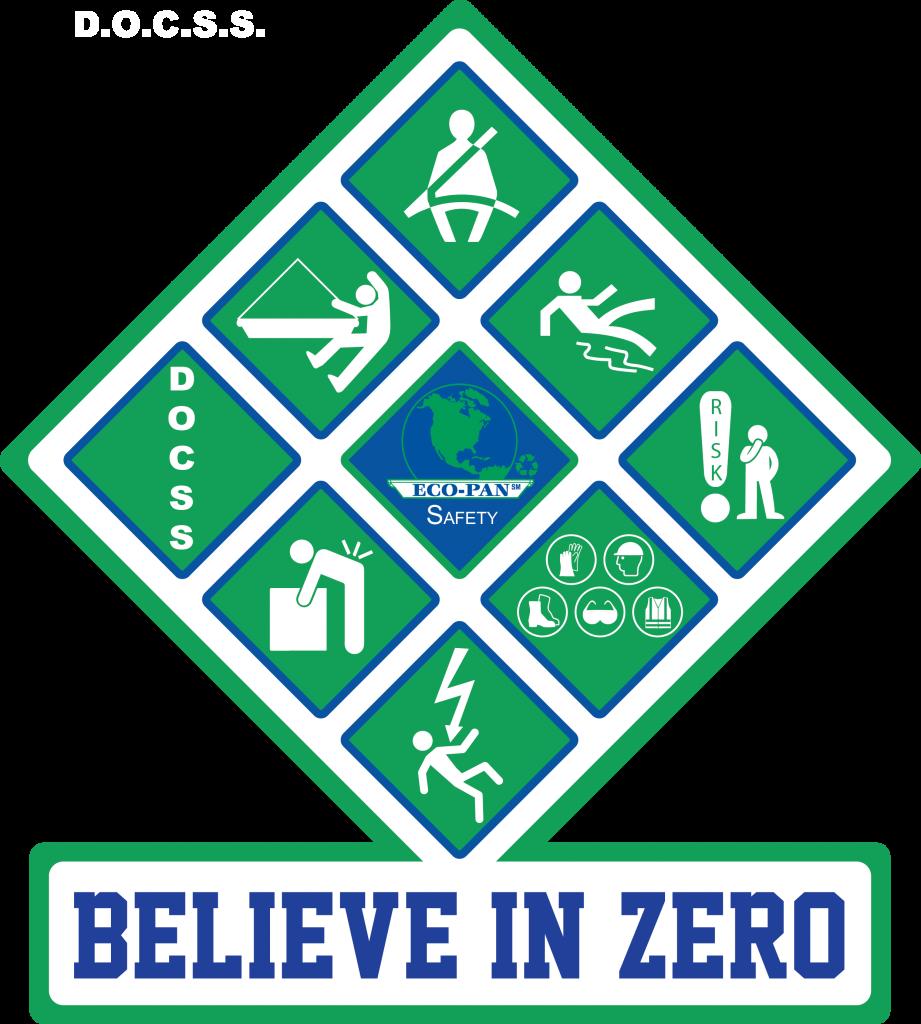 Eco-Pan Believe In Zero Safety Diamond