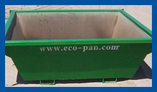 Eco-Pan Concrete Containment Pan