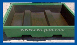 Eco-Pan Cement Containment Pan